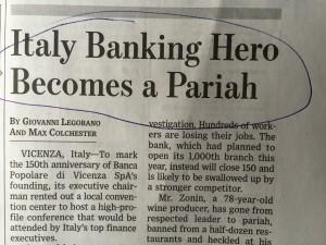 Banking hero
